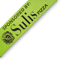 Sponsored By: Sulis Pizza